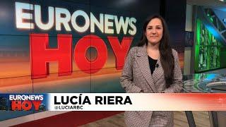 Euronews Hoy   Las noticias del lunes 5 de abril de 2021