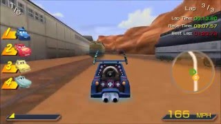 ... cars is an open world racing video game based on and considered a sequel to the 2006 film of same name. it available ga...
