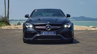 First Drive: 2018 AMG E63S Edition 1