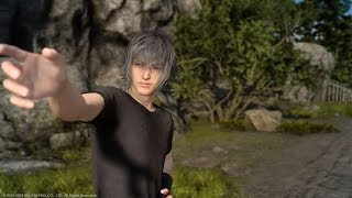 Final Fantasy XV new Game + FR / partie 17