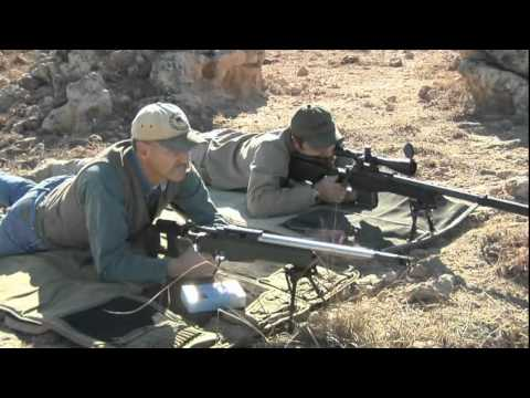 Rifle Scopes with Range Finders -- Horus Vision Reticles