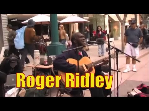 Roger Ridley - Tears On My Pillow/ You Send Me