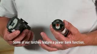 Ledlenser Battery Technology - englisch