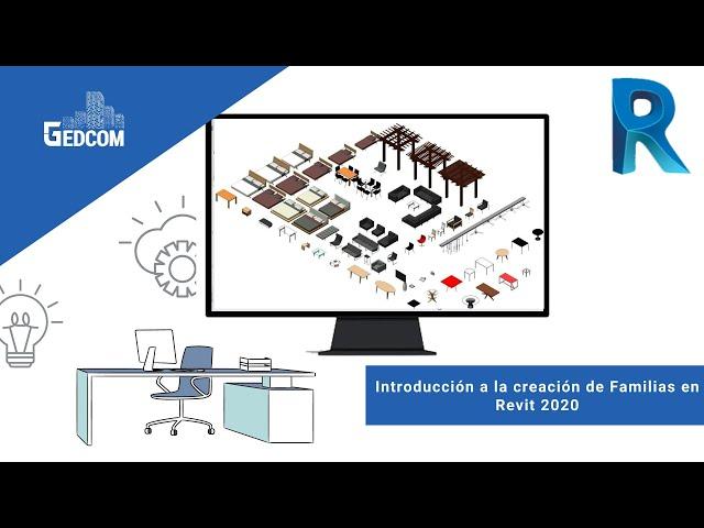 Familias en Revit 2020 | 00 Lo que aprenderás en el Módulo I