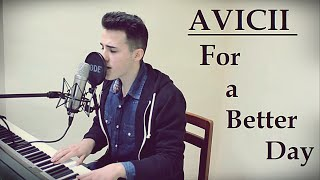 AVICII - For a Better Day (Cover - Joe Marvin)