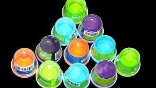 learn colors with putty ooze scooby doo tmnt monsters university surprise eggs