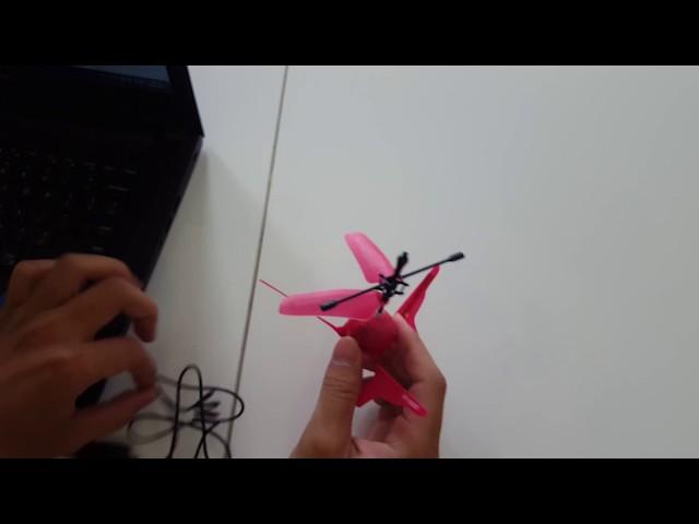 Hướng dẫn sử dụng Sky Rover -Aero Spin
