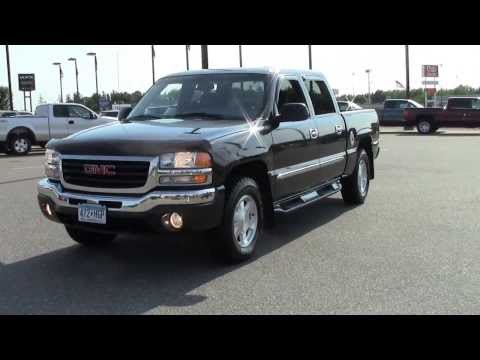 2004 gmc sierra pro sport start up exhaust engine i. Black Bedroom Furniture Sets. Home Design Ideas