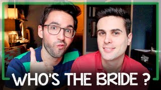 Same-Sex Marriage: Which One of You Is the Bride?
