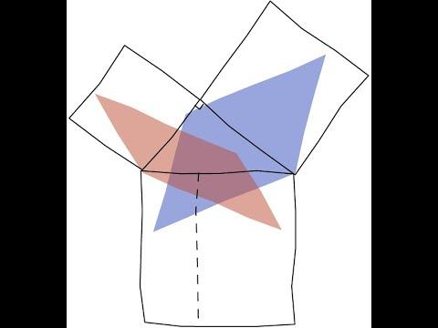 Video: Stelling van Pythagoras