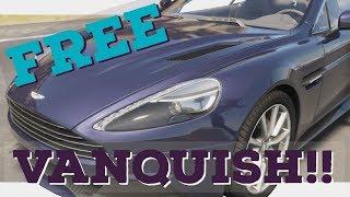 The Crew 2 FREE Ubisoft Club Aston Martin Vanquish First Drive and Customisation