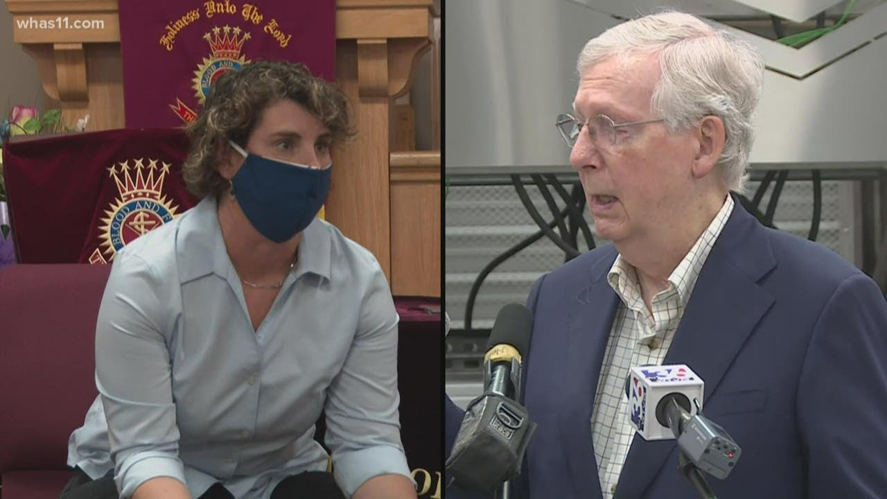 What Polls Say About Mitch McConnell vs Amy McGrath With 3 ...