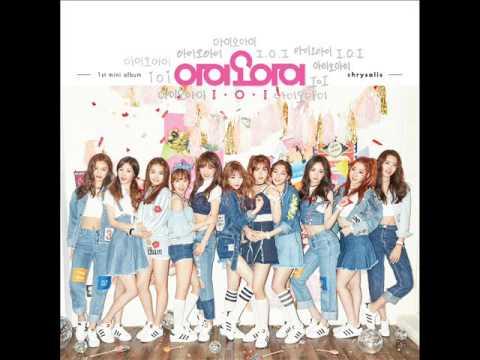 I.O.I (아아오아이) - Dream Girls [MP3 Audio]