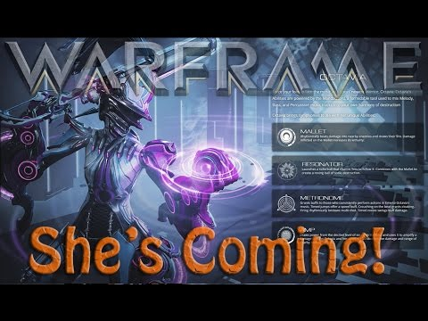 Warframe -  Octavia's Anthem is coming This Week?