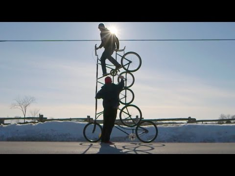 How Tall Bikes Will Save the World | Tall Bikes: Chapter 1