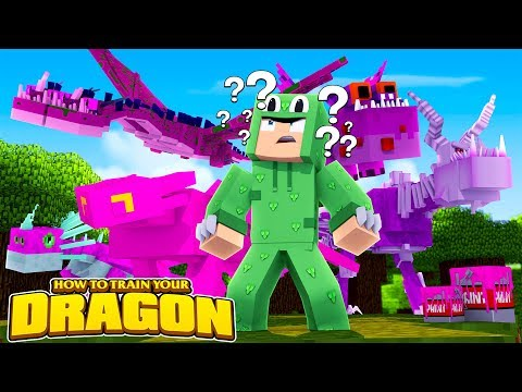 MAKING LITTLE LIZARD'S DRAGONS PINK REVENGE PRANK!  -How To Train Your Dragon w/TinyTurtle