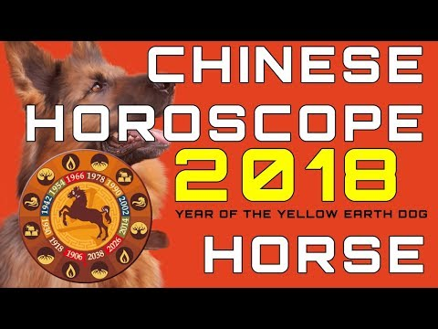Horse 2018 Chinese Horoscope Predictions