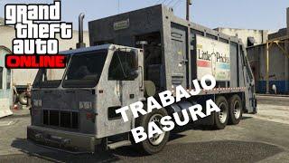 Trabajo Basura - Misión - GTA ONLINE - ZACK90