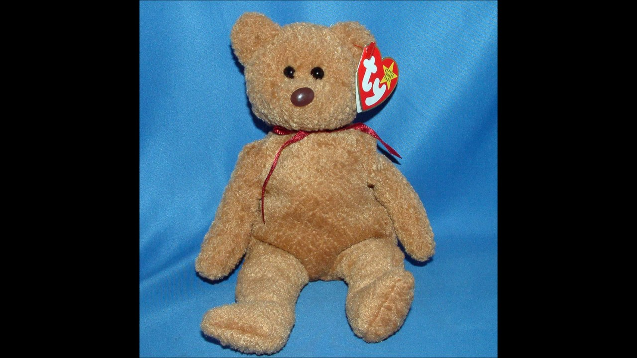 e466c2cc8d0 Are Curly Ty Beanie Babies Worth Money  - YouTube
