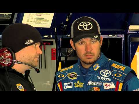 Sprint Cup Series drivers discuss Gen 6 car at Texas Motor Speedway