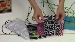 Cell Phone Bag by Quilt Smart