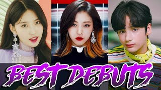 Baixar TOP 10 BEST K-POP DEBUTS OF 2019