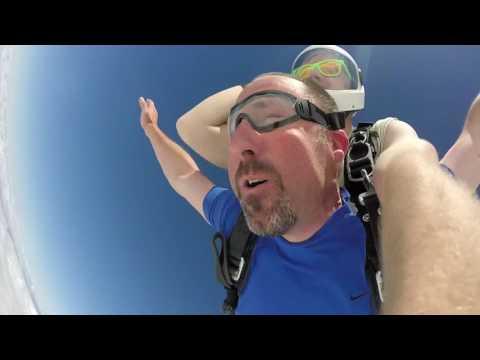 Robert Nolan  Tandem Skydive