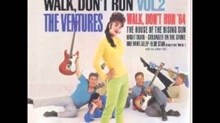 The Ventures The House Of The Rising Sun (Super Sound).wmv