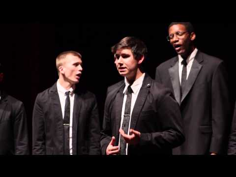 I Thought She Knew (Vanderbilt Melodores - *NSYNC Cover - Meloroo 2013)
