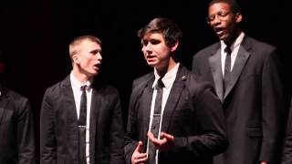 I Thought She Knew (*NSYNC Cover) - Melodores A Cappella