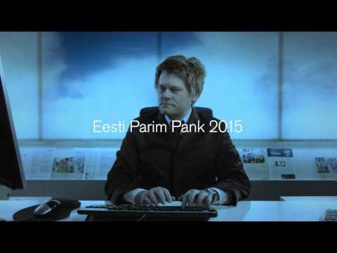 Nordea - Eesti parim pank 2015!