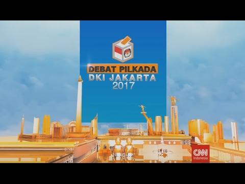 FULL Debat Final Pilkada DKI Jakarta 2017 - AHY - Silvy, Ahok - Djarot, Anies - Sandi