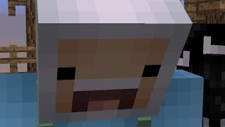 Attempting to invis people on Skywars
