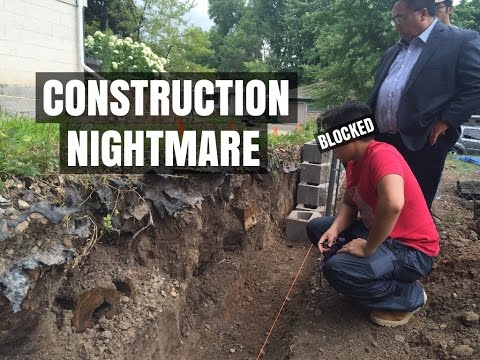 Landscaping, Construction Nightmare - How to Hire a Contractor BLOCKED VERSION