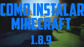 Como Instalar Minecraft Pirata 1.8.9 (Sem Erros)