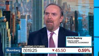 Economist Rupkey Says U.S. Has Reached Endgame for Economy