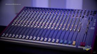 Allen & Heath ZED22FX Audio Mixer - Allen & Heath ZED22FX