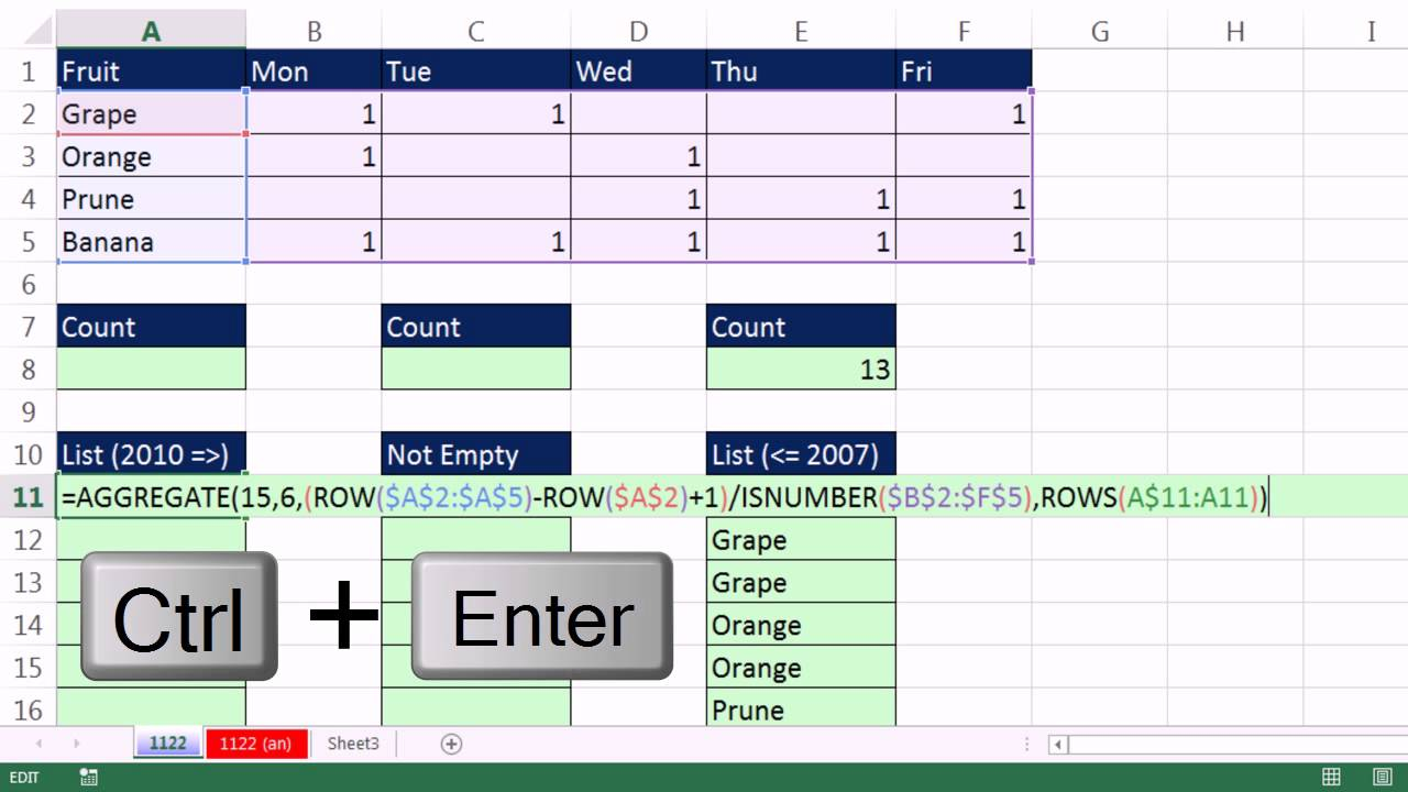 how to write a loop in excel