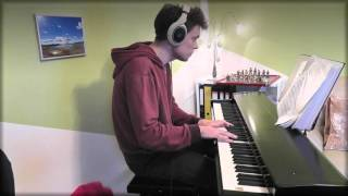 5 Seconds of Summer - Jet Black Heart - Piano Cover - Slower Ballad Cover