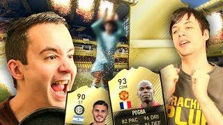 WALKOUT WALKOUT WALKOUT! - FIFA 17 ULTIMATE TEAM PACK OPENING
