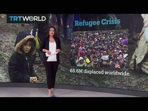 UNHCR: More than 65M refugees reported worldwide