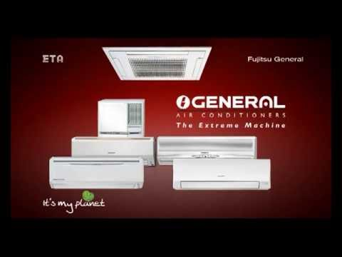 General Inverter Airconditioners