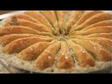 CAVUSOGLU BAKLAVA: an adventure in anatolian flavorland