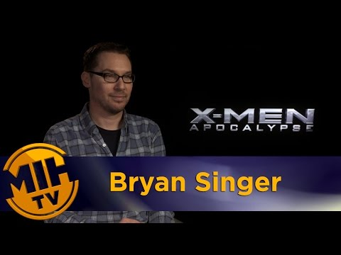 Bryan Singer Interview X-Men: Apocalypse