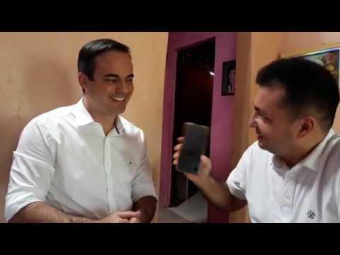 Exclusivo: Dep Capitão Wagner fala sobre Ipu, Varjota, Sta.Quitéria, Crateús, Fortaleza, Bolsonaro..