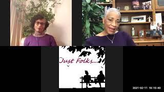 Just Folks: Conversations with Emma, featuring Zaneta Varnado Johns