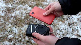 Камера смартфона против
