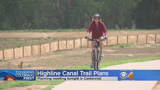 Public Comment Sought On High Line Canal Trail Changes