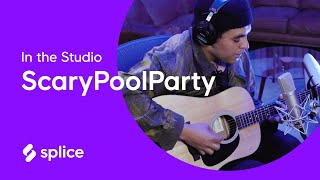 Scarypoolparty explains how he records demos and approaches songwriting