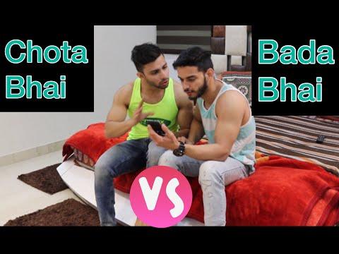 Bhai Bhai Ka Pyar | Bada Bhai V/s Chota Bhai | Aman Grover